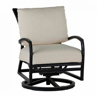 Aire Swivel Rocking Chair with Cushion