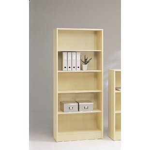 Turrini Standard Bookcase Red Barrel Studio