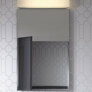 PL Series 23.25 x 39.38 Recessed or Surface Mount Medicine Cabinet Robern