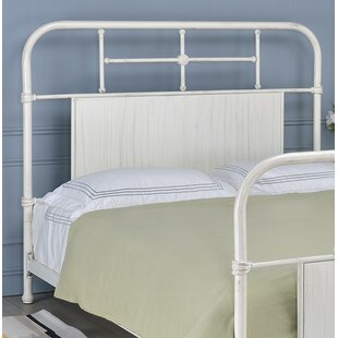 Castellanos Metal Open-Frame Headboard
