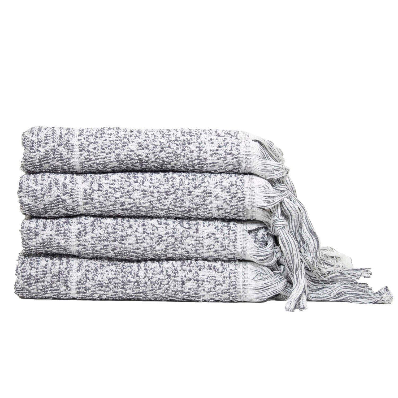 Gray Silver Union Rustic Bath Towels You Ll Love In 2021 Wayfair