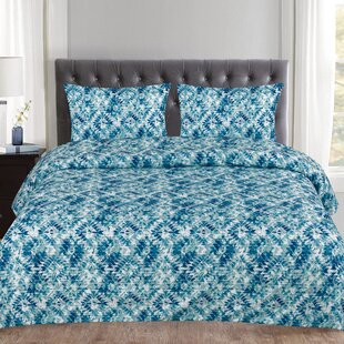 Aqualina 3 Piece Duvet Cover Set