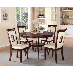 Syndra 5 Piece Dining Set by A&J Homes St..
