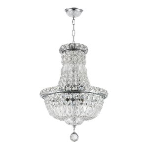 Colson 6-Light Empire Chandelier