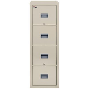 4-Drawer Patriot Insulated Fire File by FireKing