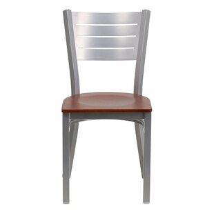 Ebern Designs Taylor Ladder Back Dining C..