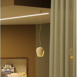 Molto Luce Zita 20 1-Light Bell Pendant