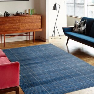 Cretien Blue Indoor/Outdoor Area Rug