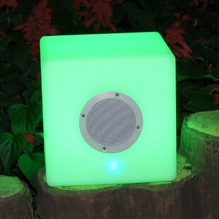 Bellini Home and Garden Light Cube Ottoma..