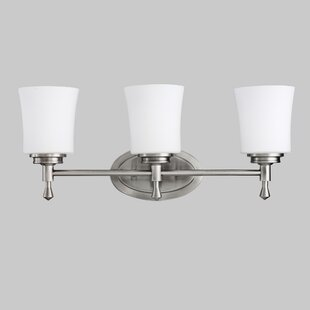 Charlton Home Ehlers 3-Light Vanity Light