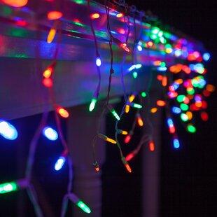 The Holiday Aisle 70 Light Icicle LED Light