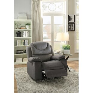 Timmins Manual Glider Recliner by Latitude Run