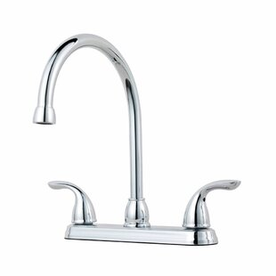 Pfister Double Handle Kitchen Faucet