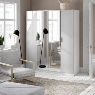 Stuttgart 4 Door Wardrobe By Rauch