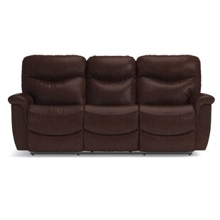 James LA-Z-TIME� Full Reclining Sofa by La-Z-Boy