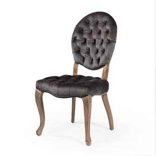 Nakayama Upholstered Dining Chair by House of Hampton Find