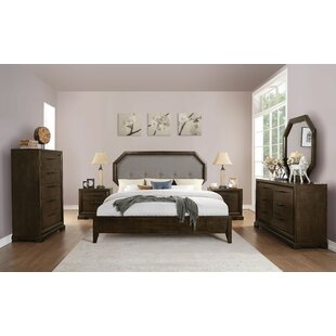 Baver Panel Configurable Bedroom Set