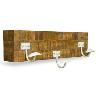 Re-Engineered Wall Mounted Coat Rack By Brambly Cottage