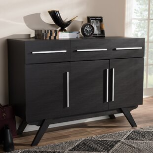 Walkowiak 3 Drawer Sideboard b..