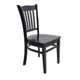 Lavonna Curved Back Solid Wood Dining Chair (Set of 2) by Darby Home Co
