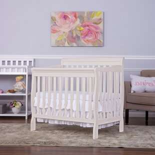 Clearfield 4-in-1 Convertible Mini Crib
