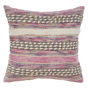 Jodi Cotton Throw Pillow