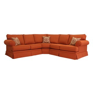 Andrew Symmetrical Sectional by Poshbin SKU:BC328504 Guide