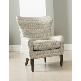 Sam Moore Nikko Wing Arm Chair