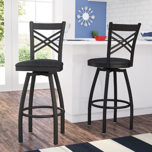 Pyron 32 Swivel Bar Stool (Set of 2)