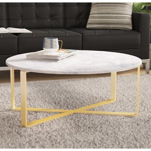 Reviews Orian Marble Coffee Table by Orren Ellis Reviews (2019) & Buyer's Guide