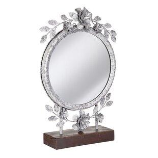 Ophelia & Co. Lemond Iron Makeup Mirror