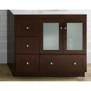 Shaker 36 Single Bathroom Vanity Base by Ronbow