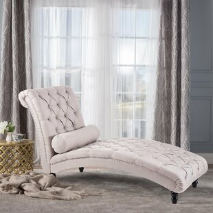 House of Hampton Gard Chaise Lounge