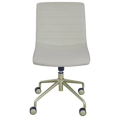Adelaide Task Chair Color: Ivory by Elle Decor