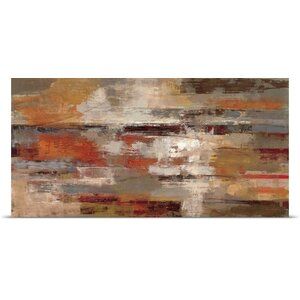 'Painted Desert' Painting Print on Canvas