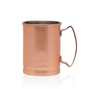 Moscow Mule 14 oz. Copper Mugs (Set of 4)