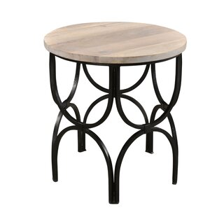 Pineland End Table by Gracie Oaks