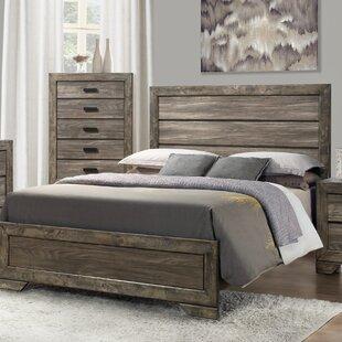 Katarina Panel Bed