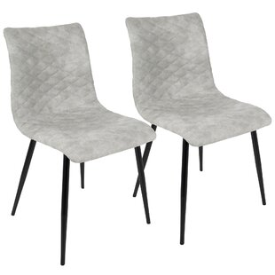 Bakken Side chair (Set of 2) by Mercury Row