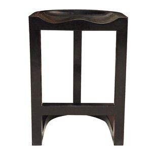 Saddle 26 Bar Stool Noir