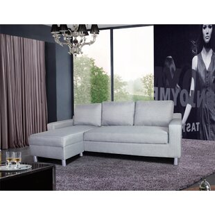 Brayden Studio Hammonds Sleeper Sectional