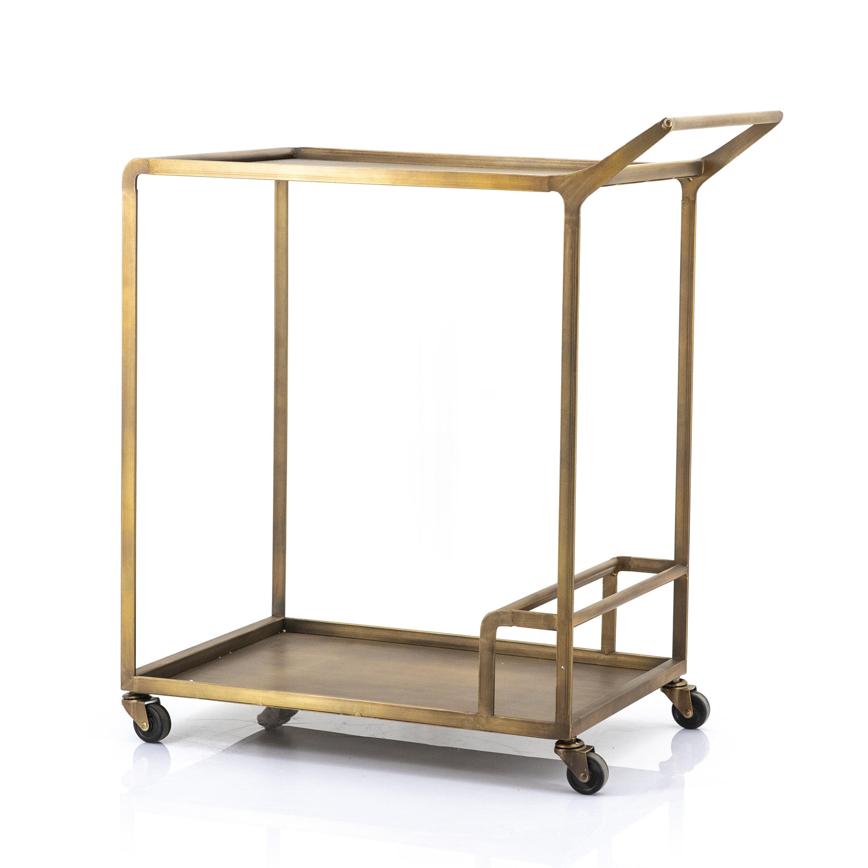 By Boo Butler Utility Bar Cart Wayfair