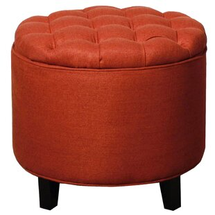 Circle Ottoman | Wayfair