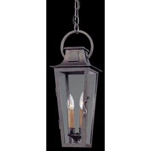 Best Price Sutton 2-Light Outdoor Hanging Lantern By Darby Home Co
