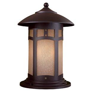 Great Outdoors by Minka Harveston Manor 3-Light Outdoor Wall Lantern