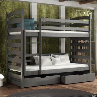 Salma Single (3') Bunk Bed With Drawers By Isabelle & Max