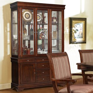 Louis China Cabinet by Wildon Home ?