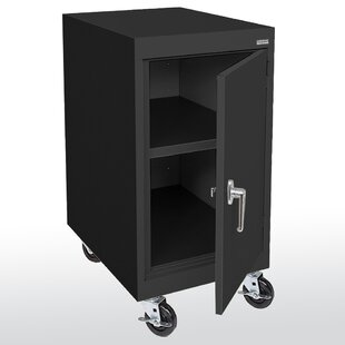 Great choice Transport 1 Door Storage Cabinet by Sandusky Cabinets