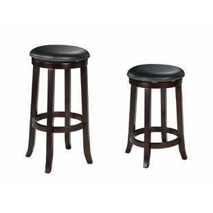 Fleur De Lis Living Courtdale 2 Piece Bar Stool Set