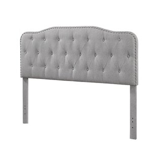 Stuyvesant Twin Upholstered Panel Headboard by Charlton Home